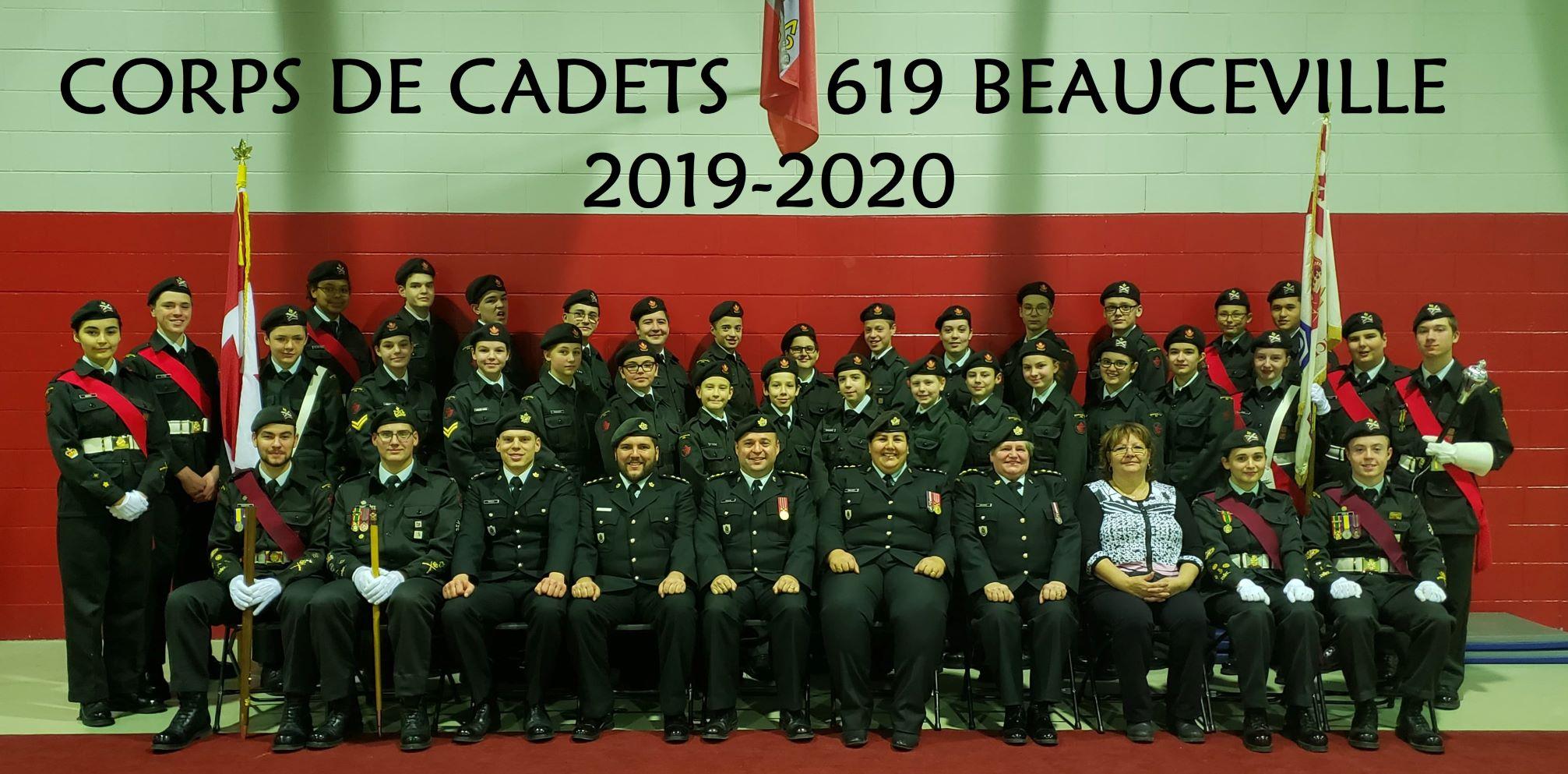 Corps de Cadets 619 de Beauceville